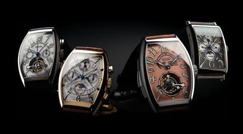 上海法兰克穆勒手表回收多少钱?