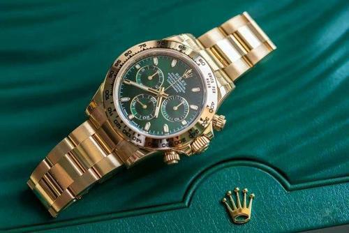 为什么劳力士绿水鬼手表这么受欢迎?