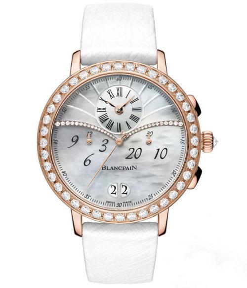 宝珀女性系列3663-2954-55B腕表值得购买吗?