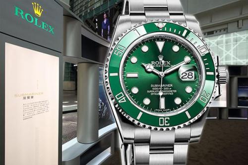 那几款劳力士手表最为保值?