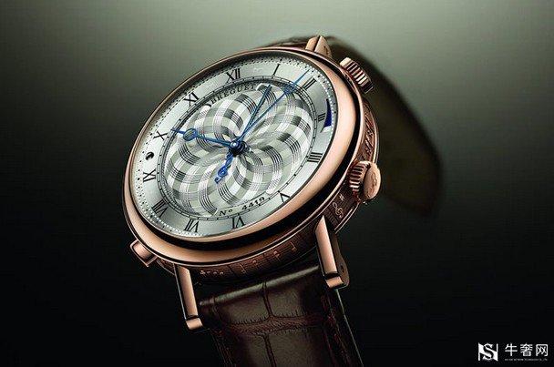 上海宝玑腕表回收