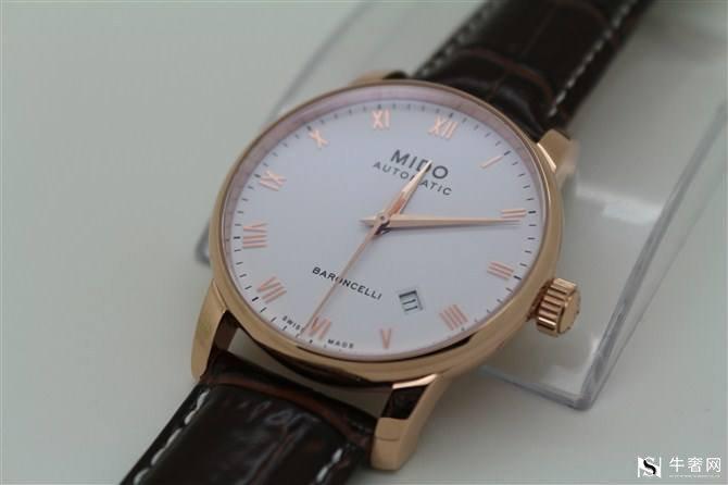 上海美度手表回收