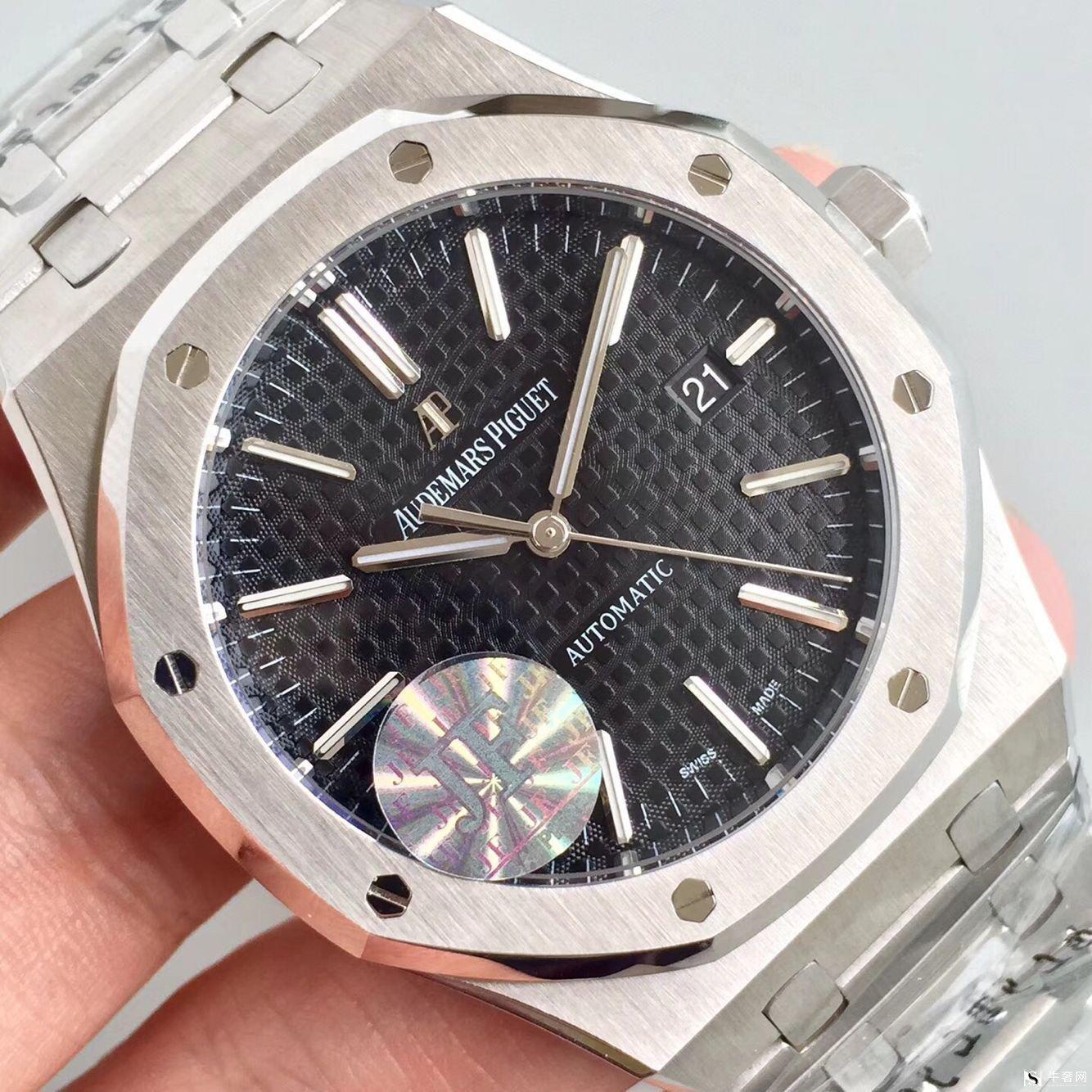 爱彼皇家橡树15400手表回收