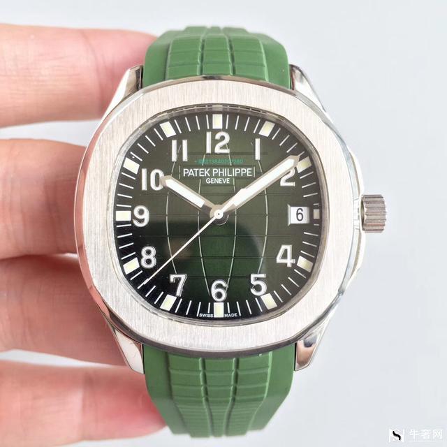 上海百达翡丽绿手雷手表回收