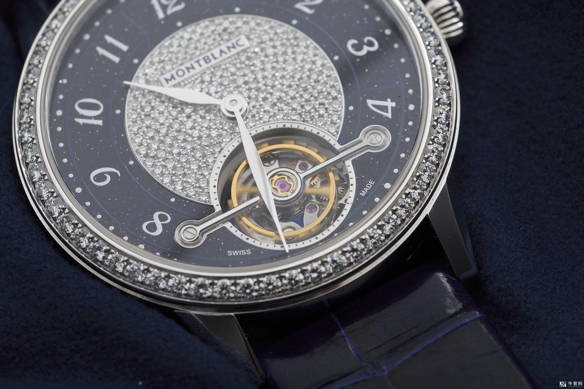 上海全新万宝龙手表回收