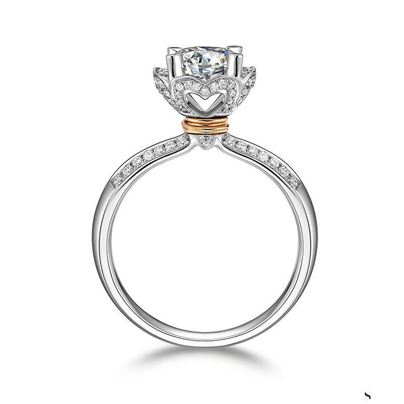上海50分的钻石戒指回收