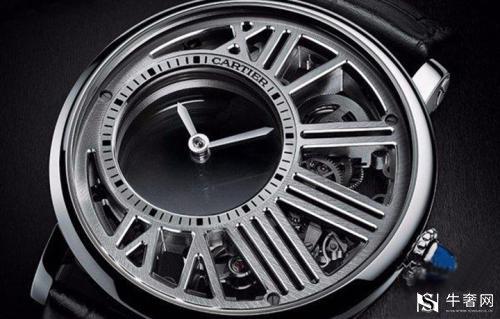 上海宇舶镂空手表回收