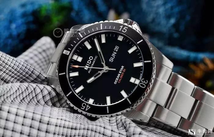 回收美度手表
