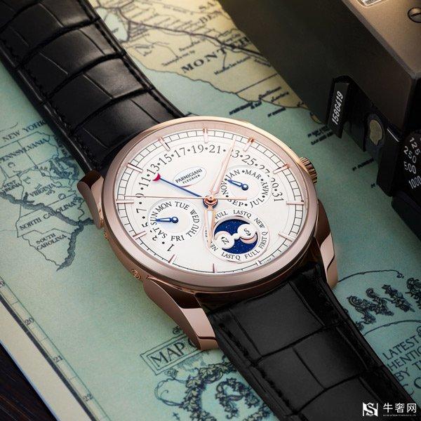 上海帕尼强尼手表的回收价格是多少?