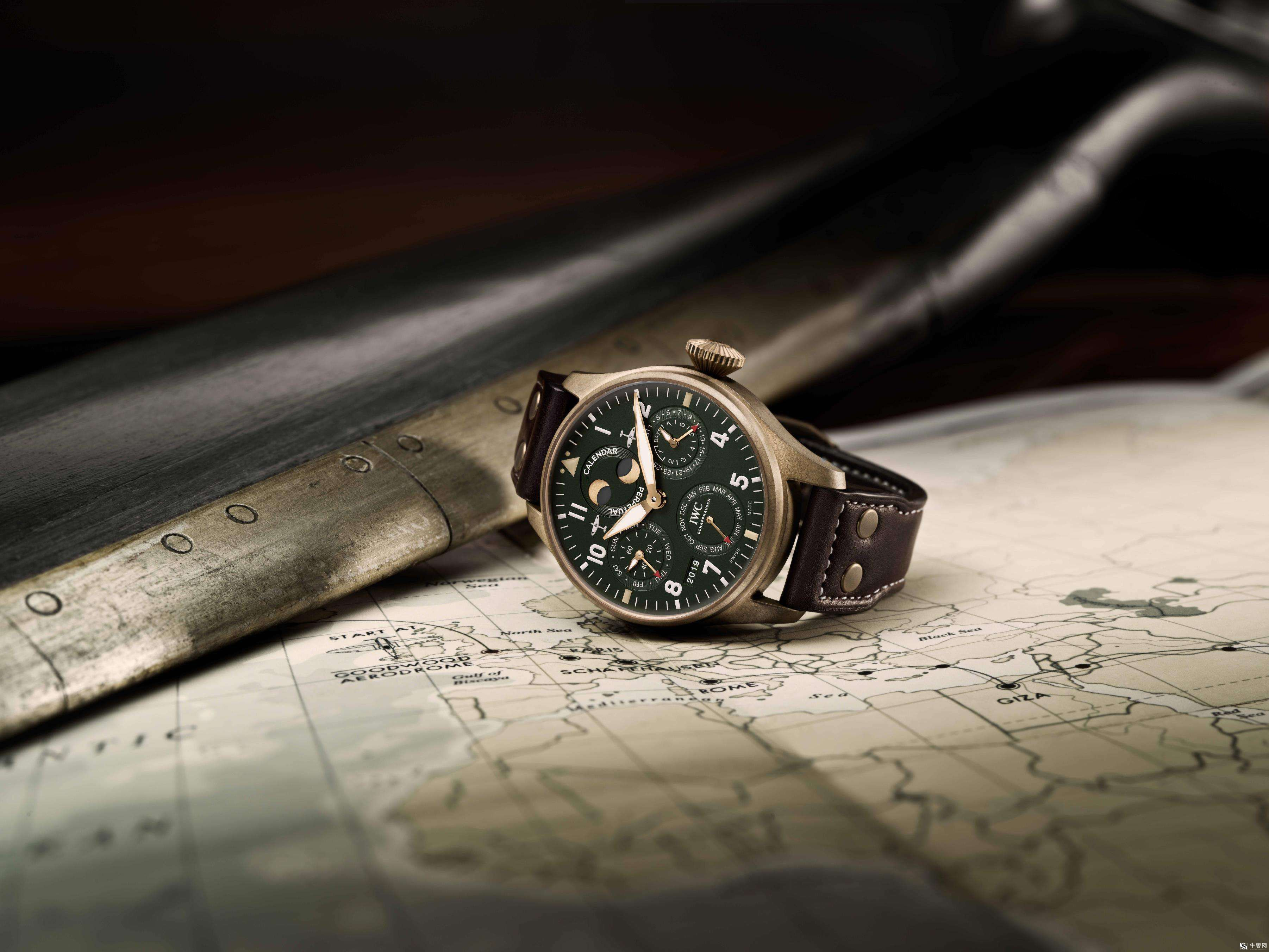 上海哪里可以回收用过的万国手表?