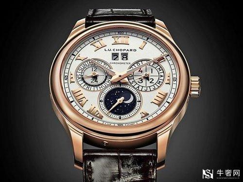 二手肖邦经典赛车手表回收价格是几折?