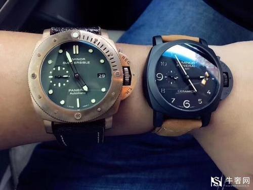 上海沛纳海手表回收