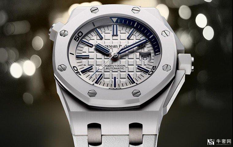上海爱彼皇家橡树离岸型手表回收价格怎么样?