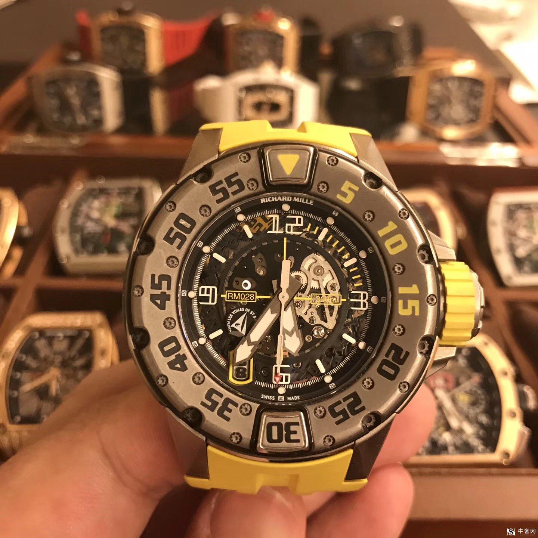 上海理查德米尔RM 67-02 Sprint腕表回收