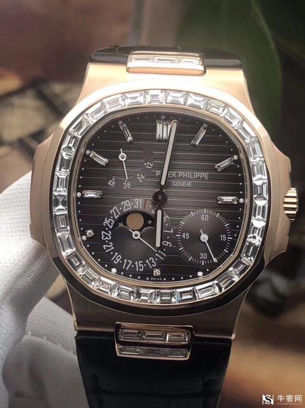 上海二手百达翡丽5712手表的回收
