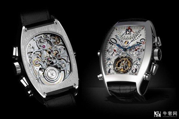 上海二手法穆兰手表回收