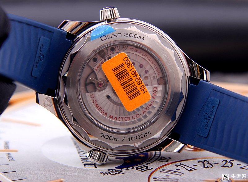 上海欧米茄海马二手手表回收