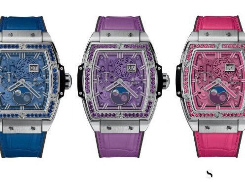 上海哪里回收旧手表,宇舶宝石表哪里回收?