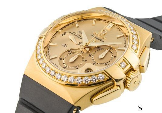 上海欧米茄手表回收吗,星座设计灵感是什么?