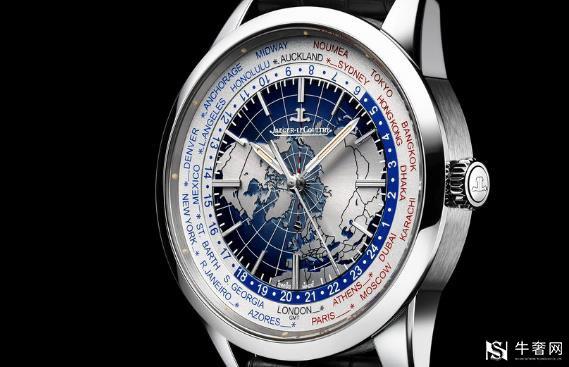 上海积家手表回收什么价,天文台系列设计灵感