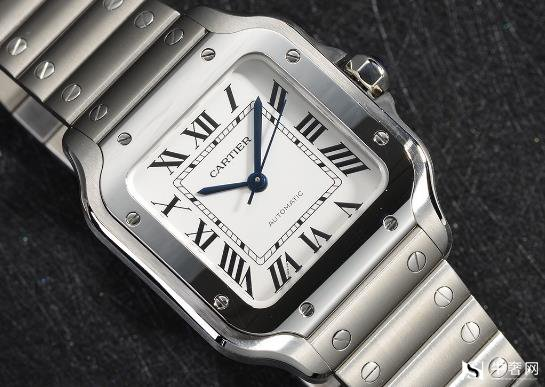 上海哪里回收卡地亚手表,鉴定santos有哪些方法