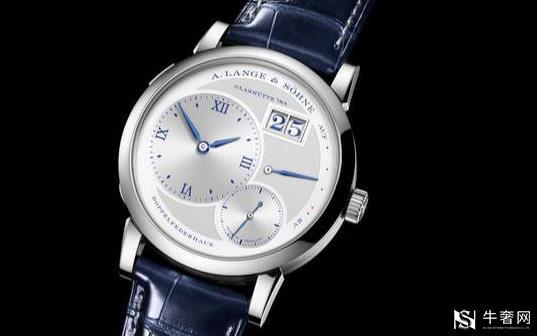 上海朗格手表回收几折,朗格表怎么选更高级?