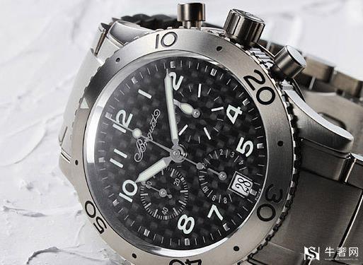 上海宝玑手表回收几折,陀飞轮的历史!