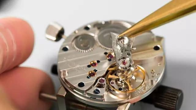 格拉苏蒂腕表的起源